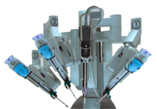 optics for DaVanci Surgical robot