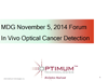 In-Vivo-Optical-Cancer-Detection